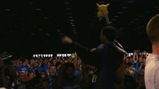 One Of The Highlights Of EVO 2014 Was An Incredible Win With Pikachu