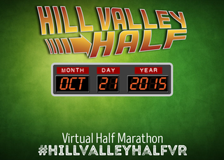 Illustration for article titled Run For Fun In the Hill Valley Virtual Half Marathon