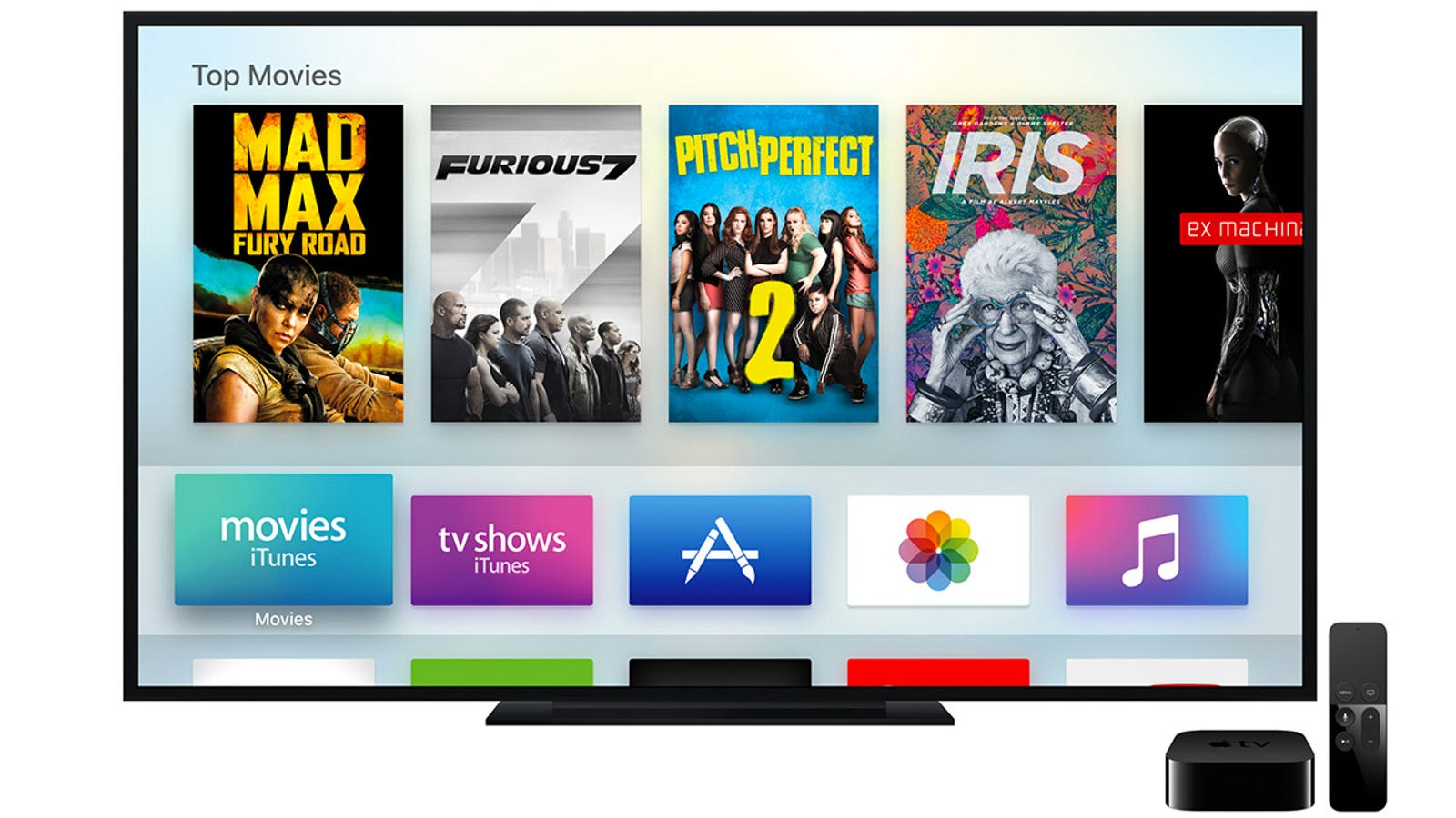 Did All This Pirated 4K Content Leak From iTunes?
