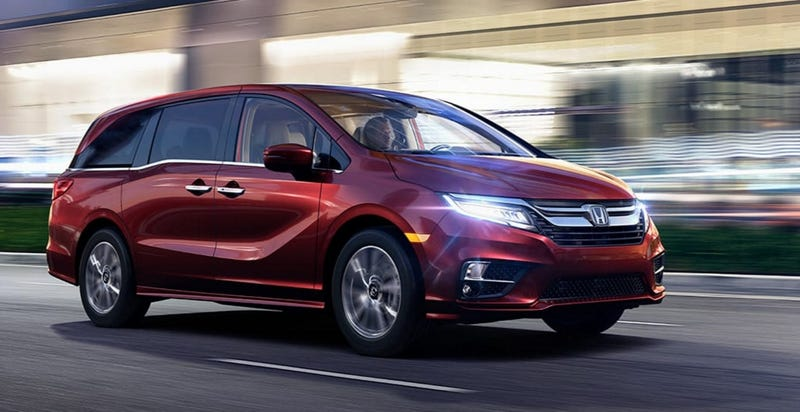 Modern Minivans Can Now Smoke Your Old Sport Compact