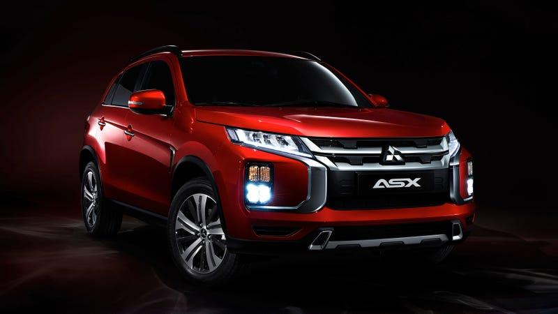 All images: Mitsubishi