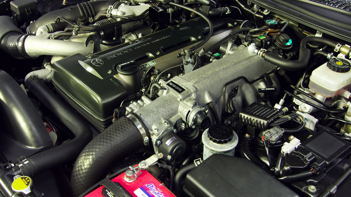 Here\'s Why The Toyota Supra\'s 2JZ Is Such A Legendary Engine
