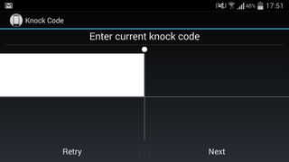 Illustration for article titled Knock Code Protects your Android from Unauthorized Access