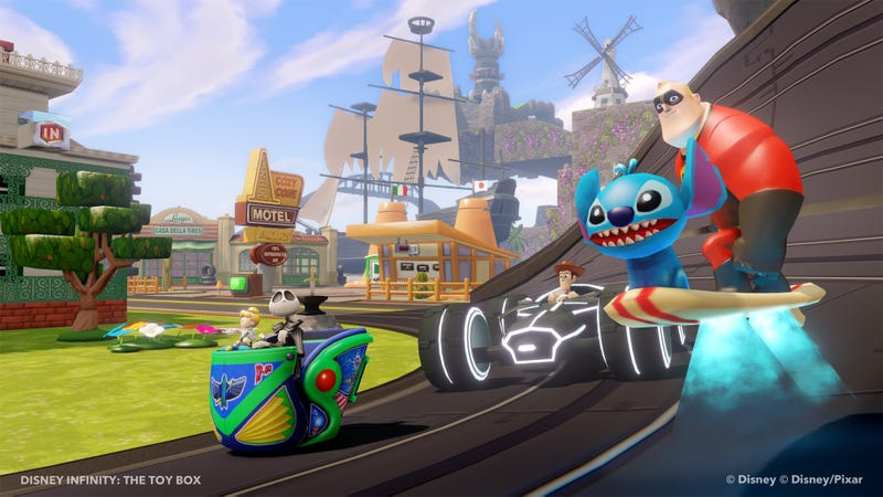 Illustration for article titled Disney Infinity Finally Arrives on PC