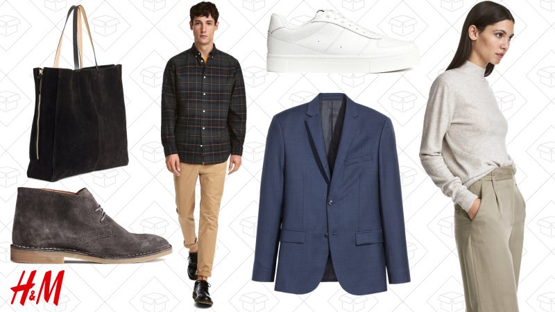 Up to 60% off select styles | H&M