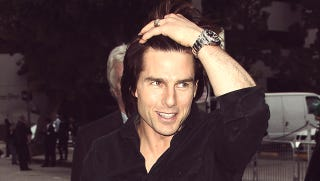 Illustration for article titled Tom Cruise Is A Little Too Enthusiastic About His Dance Battle