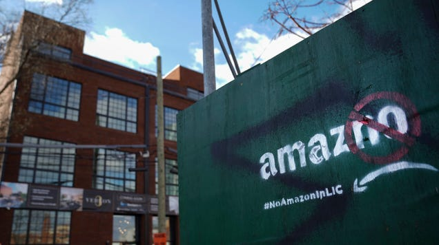 Amazon Illegally Interrogated Queens Warehouse Worker Who Led Pandemic Walkout, NLRB Rules