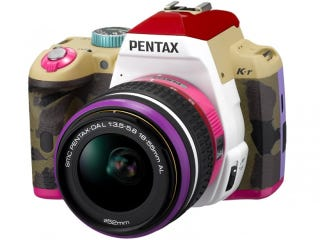 Illustration for article titled And You Thought Pentax Cameras Couldn't Get Any Worse