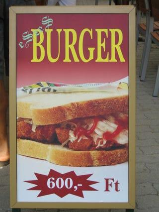 Illustration for article titled Magyarburger-infláció két képben