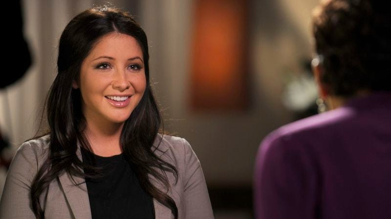 Illustration for article titled Bristol Palin Interview Accidentally Reveals Mother's 15 Abortions