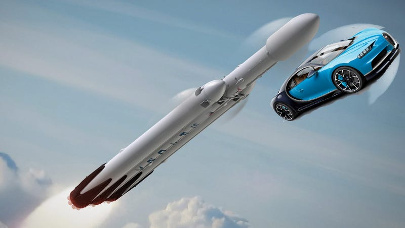 Illustration credit SpaceX/Patrick George for Jalopnik