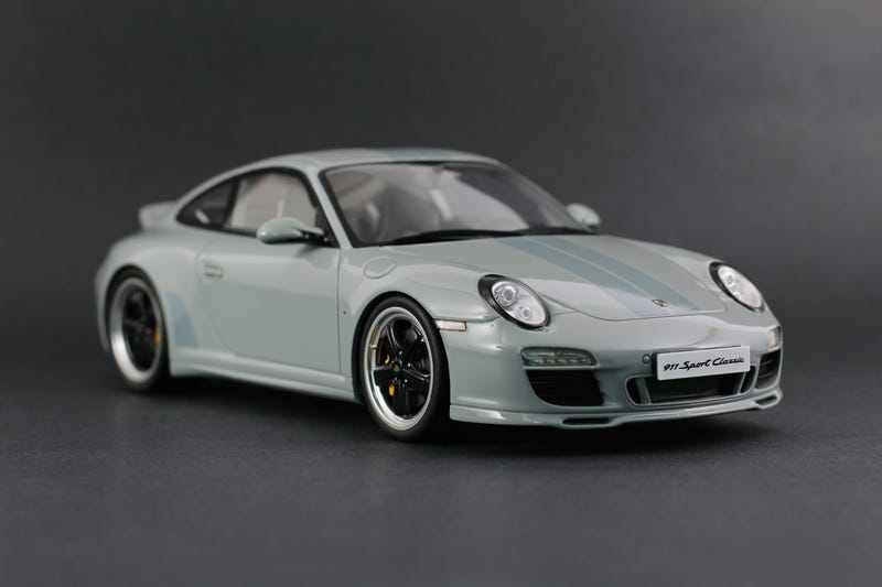 Illustration for article titled Porsche Perfection: 997 Sport Classic