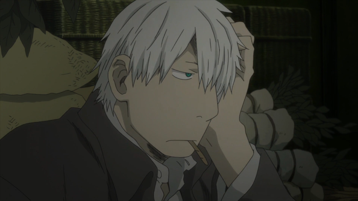 Grex's Mushishi Review