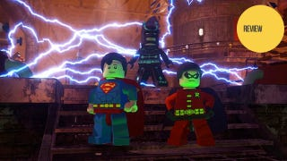 Illustration for article titled Lego: Batman 2: DC Super Heroes: The Kotaku Review