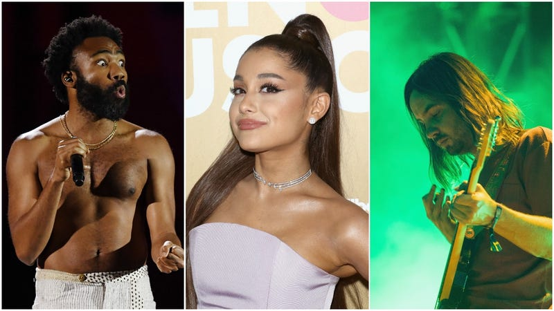 Illustration for article titled Childish Gambino, Ariana Grande, Tame Impala to rule as headliners over this year's Coachella