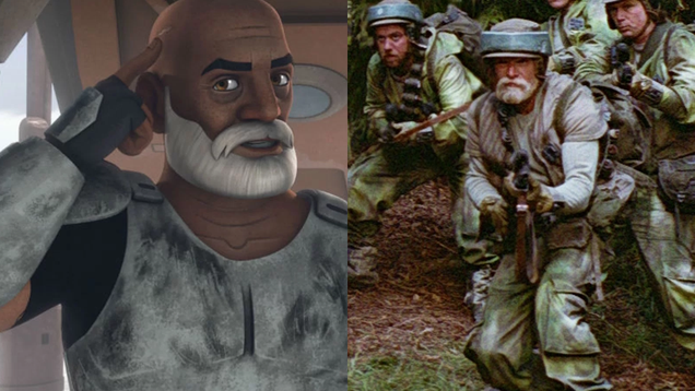 Star Wars RebelsCould Soon Confirm One Beloved Fan Theory About Captain Rex