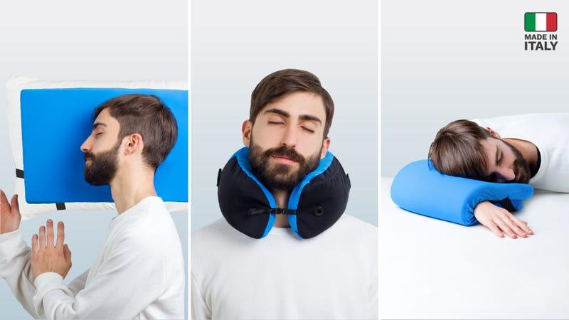Preorder Omni-Pillow | Kickstarter