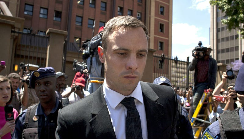 Illustration for article titled Oscar Pistorius Sentenced to Five Years in Prison