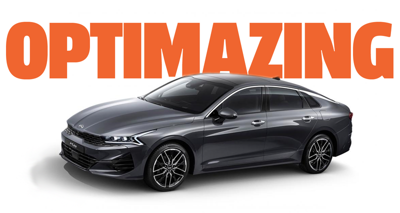 Illustration for article titled Holy Crap The New 2021 Kia Optima Looks Really Damn Good