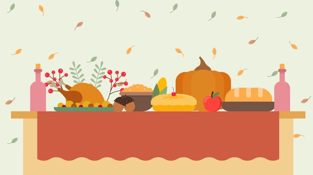 How to Get a Free Thanksgiving Dinner