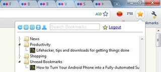 Illustration for article titled Yet Another Google Bookmarks Extension Is a Highly Customizable Bookmarks Manager