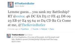 Illustration for article titled Does This Mean Sony's Kevin Butler Will Also Be Subpoenaed?