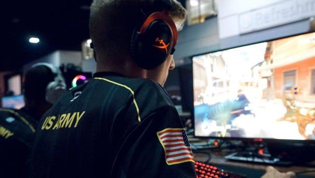 Amid Backlash, U.S. Army Retreats From Twitch