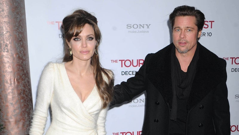 Jolie, Pitt divorce 'could drag on for years'