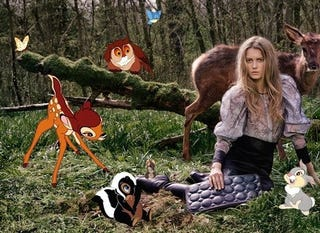 Illustration for article titled Stella Loves Critters; Diane Von Furstenberg Is A Swinger