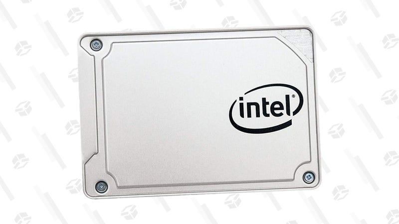 Intel 545s 2.5-inch 512GB SSD | $55 | eBay