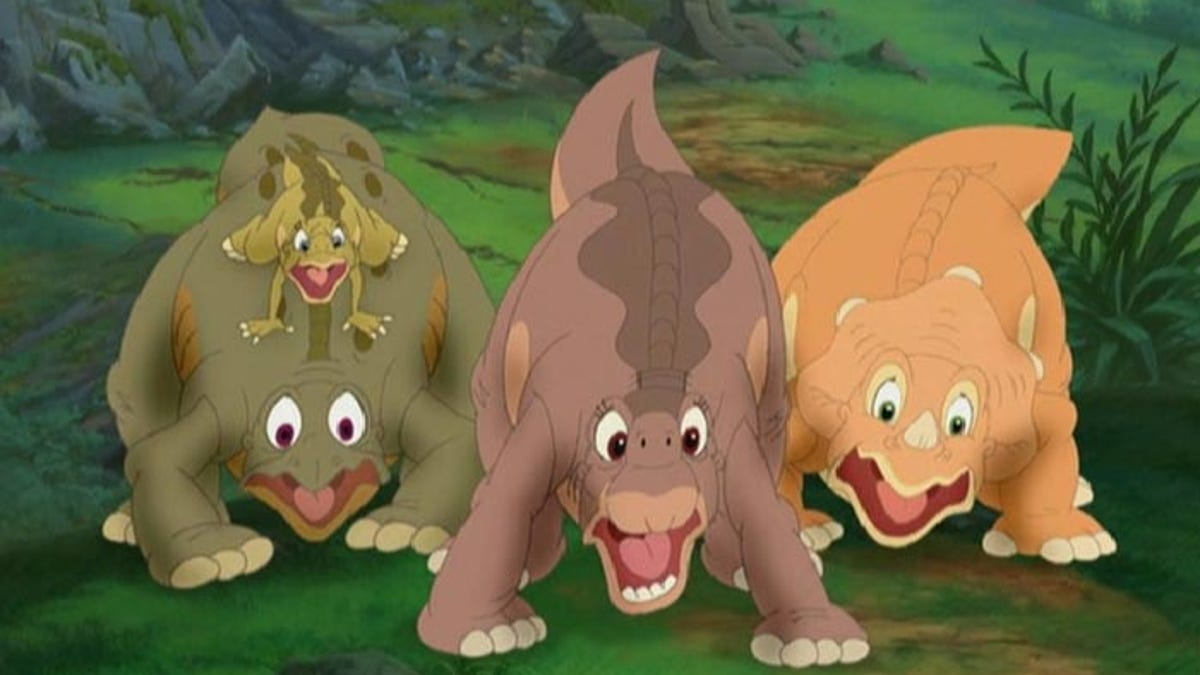 10 Animated Dinosaurs That Totally Ruled