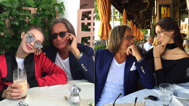 The Daily Mail Claims Vanity Fair Killed a Story on Mohamed Hadid s Huge and Controversial Mansion