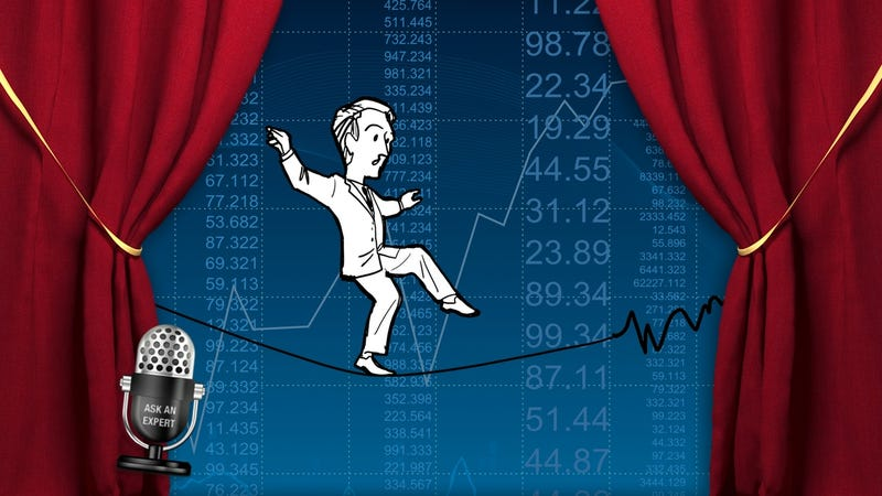 Illustration for article titled Ask an Expert: All About Investing When the Stock Market Is Unpredictable
