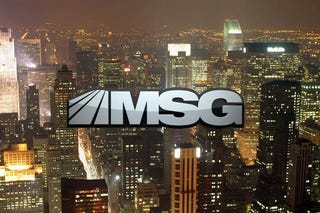 Illustration for article titled MSG Is Going Back On The Air