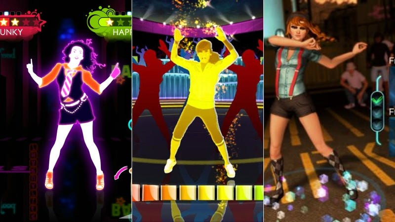 Illustration for article titled Dancing Games Hit Their Stride, Show Huge Growth in Sales