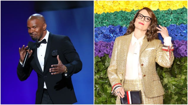 Jamie Foxx and Tina Fey are dead as hell in Pixar's new movie, Soul