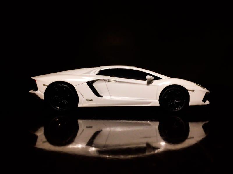 Illustration for article titled Lamborghini Galore!