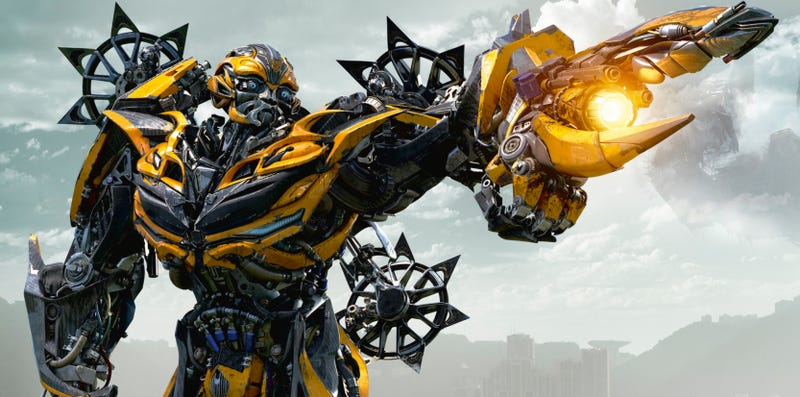 Illustration for article titled The Bumblebee Spinoff Movie Just Got an Exciting Director
