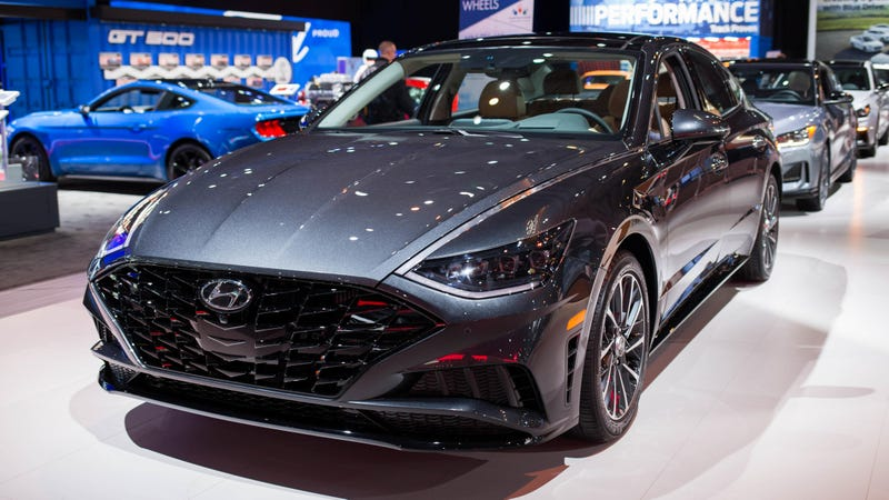 I Got One Thing to Say About the 2020 Hyundai Sonata: Damn