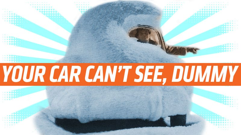 How to keep your car clean so it can see in winter - How to keep your car exterior clean ...