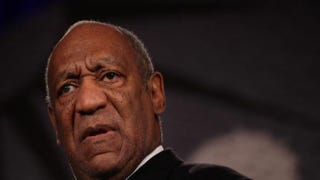 Comedian Bill Cosby speaks at the 20th anniversary of Rev. Al Sharpton's organization the National Action Network on April 6, 2011 in New York City. Spencer Platt/Getty Images