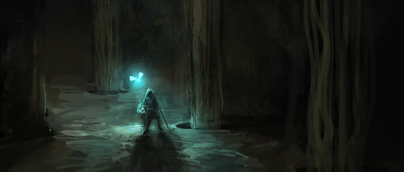 Illustration for article titled Link In The Shadow Temple