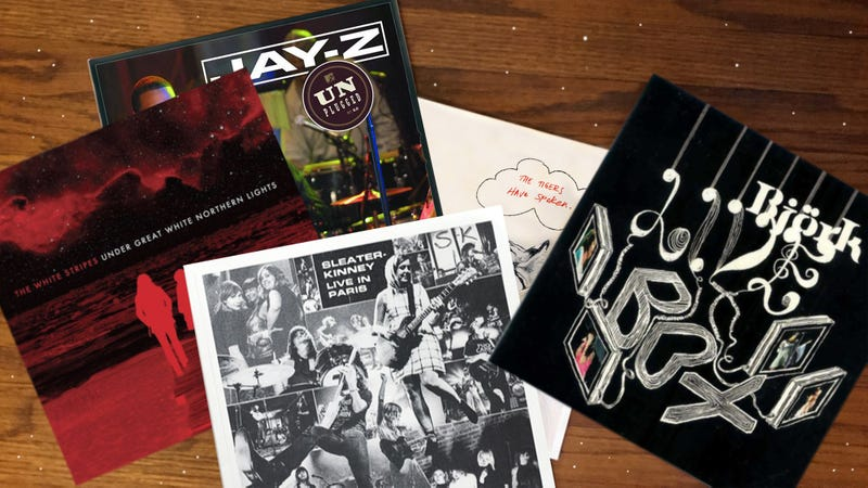 ca47e08d5 Live's not dead: 21 great live albums from the 21st century