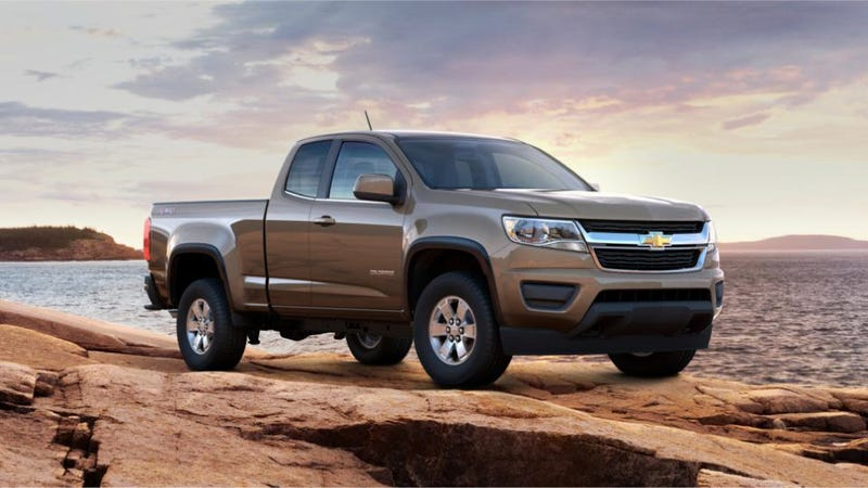 Illustration for article titled How You'd Option Your 2015 Chevrolet Colorado