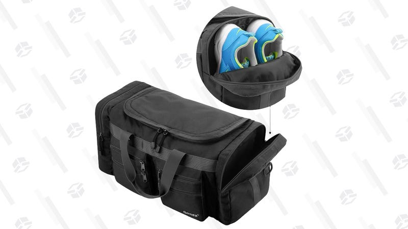 Gonex 45L Duffel Bag | $29 | Amazon | Promo code QJNAIDLH