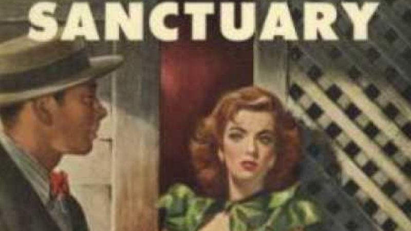 Illustration for article titled Pulp Fiction writer and Cops creator team up to adapt William Faulkner's Sanctuary