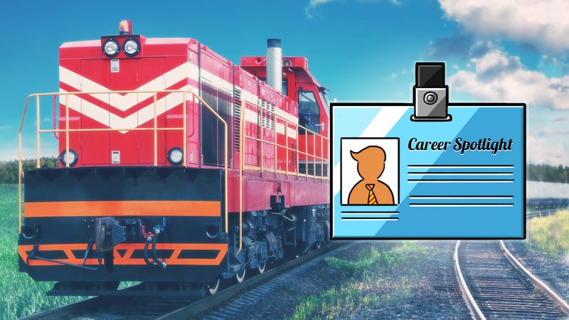 Illustration for article titled Career Spotlight: What I Do as a Train Engineer