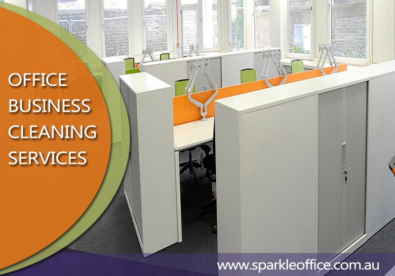 Illustration for article titled office business cleaning services