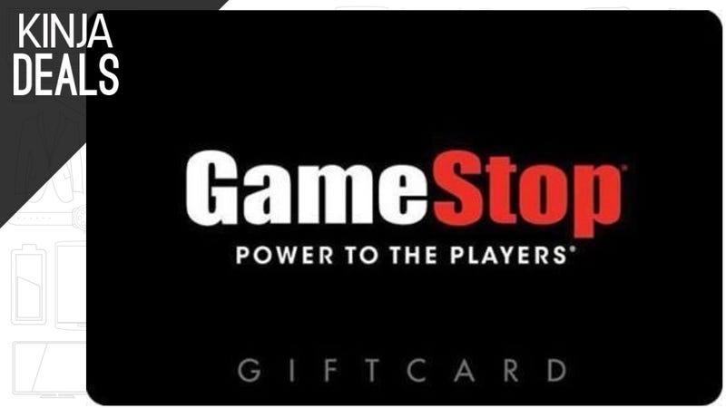 Buy a $50 GameStop Gift Card, Get a Bonus $10 Code