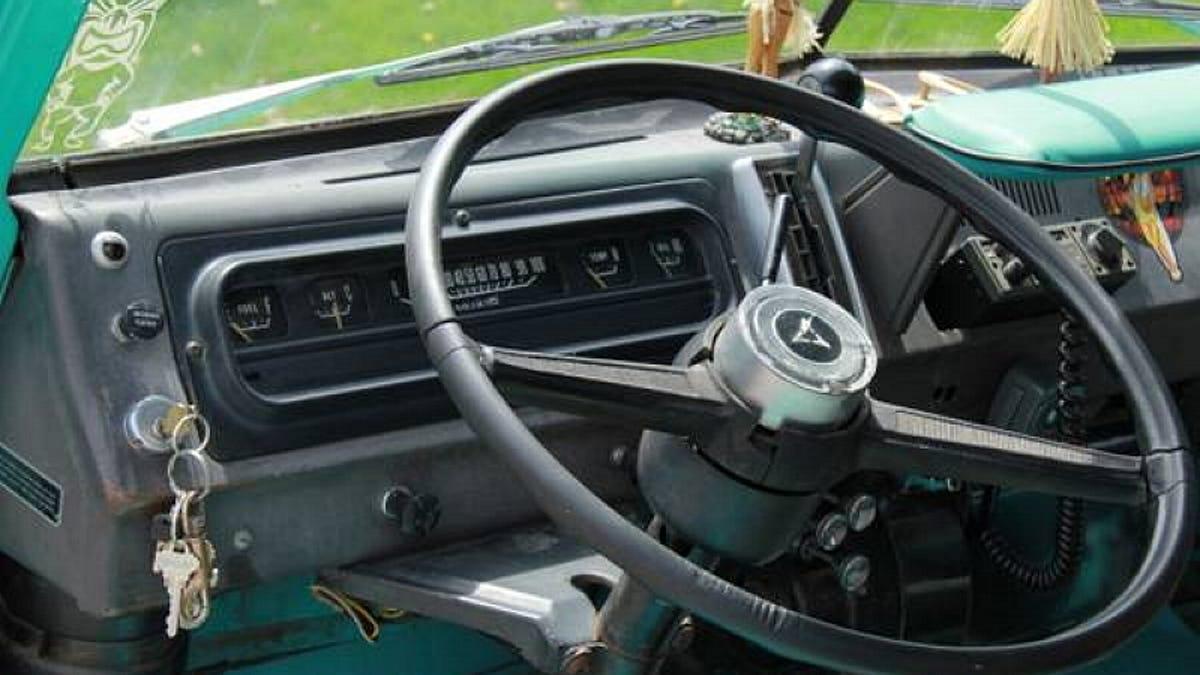 For 4950 Will This Camper Pamper 1968 Dodge Van